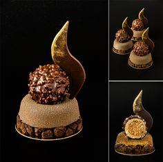 Chocolate and praline - Nina Tarasova