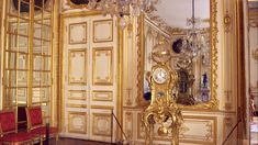 Palace Of Versailles, Blooming Rose, Panelling, Parisian, Mirrors, Interiors, Architecture, Inspiration, Home Decor