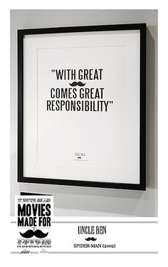 Mustache movie quotes
