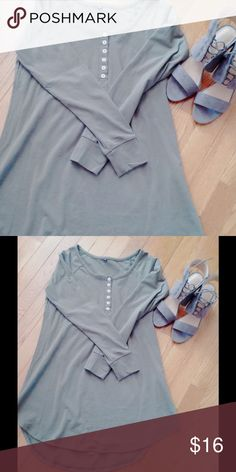Olive green t shirt dress Perfect color for the fall. Dress up with  a leather jacket or down with a pair of sneakers. Brand new. Open to trades. Not UO Urban Outfitters Dresses Mini