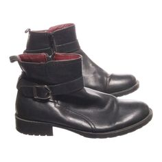 Park West Boots, Strl: 39  135 kr Delena, Biker, Ankle, Park, Boots, Sneakers, Fashion, Fashion Styles, Crotch Boots