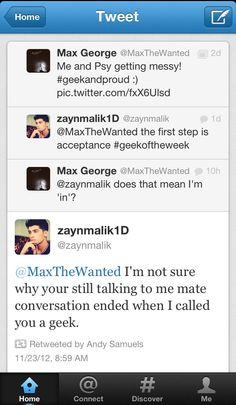 so basically, 1d and the wanted are in a heated twitter battle right now. it's pretty much just the fans now. at first it was just funny, but it is kind of getting out of hand...