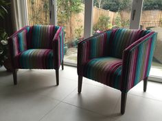 Bespoke British handcrafted Modern tub chairs in Designers Guild Moyka - turquoise. Bespoke Sofas, Living Room Update, Cushion Filling, Designers Guild, Grey Walls, Tub Chair, Sofa Bed, Cribs, Accent Chairs