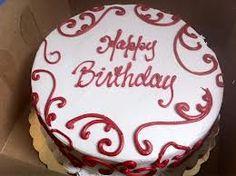 Red Velvet Birthday Cake Red Velvet Pinterest Red velvet
