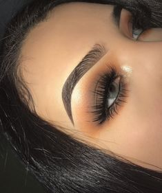 I tried this look and came out amazing ! Perfect colors for brown eyes