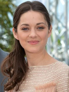 Marion Cotillard in Cannes