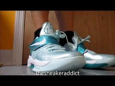 Nike Zoom KD IV Easter Sneaker Review Running Sneakers ebc0f1cce64c