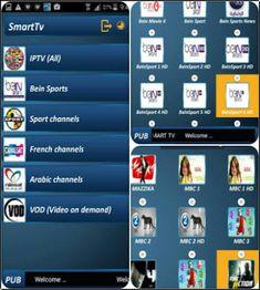 تطبيق smart tv للاندرويد لتشغيل القنوات الريا بسهولة تامة مع كود جديد تستخدمه في برنامج smart tv apk