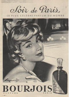 Soir de Paris 1958