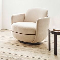 Miles Lounge Chair by Wittmann - Switch Modern Contemporary Armchair, Contemporary Design, Modern Design, Sebastian Herkner, Lounge Areas, Lounge Chairs, Club Chairs, Hotel Lounge, Fabric Armchairs