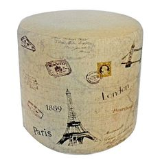 I pinned this Carte Postale Ottoman from the Finishing Touch event at Joss and Main!