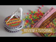 Review PerlerBeads TIGER + Tutorial Enrolla-Cables - YouTube