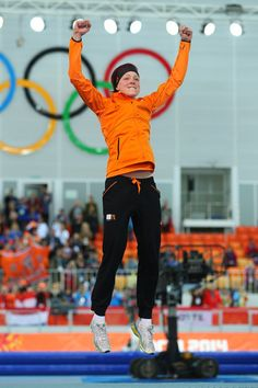 Dutch skater, Jorien ter Mors ~ Gold Medals at 2018 Pyeongchang Olympics and 2014 Sochi Winter Olympics & Team Pursuit) Youth Olympic Games, Speed Skates, European Championships, Winter Olympics, World Championship, Sports Women, Skating, Netherlands, Dutch