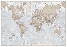 World Map Art Neutral - Silk Art Print Maps International https://www.amazon.com/dp/B01E05WIAA/ref=cm_sw_r_pi_dp_x_dichAb2PCRR2E
