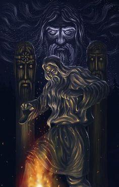 Боги | Перун