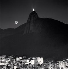 Rio de Janeiro..Featured image in Michael Kenna Photography. I love his work!