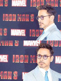 Robert Downey Jr Iron Man 3 Tour