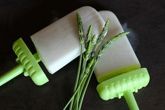 "Lavender Lemonade Popsicles Lavender can easily become unpleasantly bitter or too ""perfumey"" when taken in teas and food. This recipe infuses just the right amount of lavender into coconut milk, which gives the popsicles a hint of its delicious taste and scent. Text from Lavender Lemonade Popsicles - LearningHerbs Read More at http://learningherbs.com/remedies-recipes/lavender-lemonade-popsicles/ Copyright © 2016 LearningHerbs."