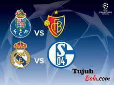 Jadwal Bola Rabu 11 Maret 2015 Jadwal Bola Liga Champions UEFA 02:45 Porto vs FC Bâle 02:45 Real Madrid vs Schalke 04  Saat ini kedudukan Agregat Porto vs FC Bâle 1 – 1 Sedangkan Real Madrid vs Schalke 04 adalah 2 – 0