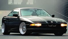 1991 BMW 850 it is just amazing
