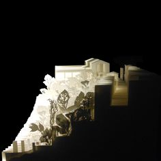 Meditation Gardens - Ragusa - Sicily - Final Site Model
