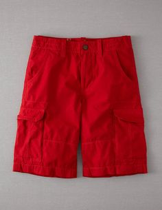 Summer Cargo Shorts- for my better half.  I pack for him too.  www.bodenusa.com