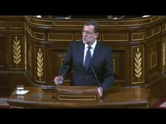 Palabras conmovedoras de Rajoy en agradecimiento al PP