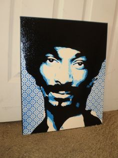 Snoop Dogg blue/design by AlexColejr on Etsy, $49.99  https://www.etsy.com/listing/161128834/snoop-dogg-bluedesign