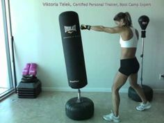 Heavy bag workout tips for beginners