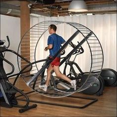awesome This is how I feel about the gym. Rat wheel meets ... Best Quotes - Fitness L O V E Check more at http://bestquotes.name/pin/71632/