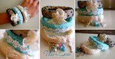 Vladi Lena: DIY. Вязанные браслеты (моя коллекция)