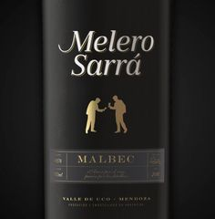 #Packaging #Design #Wines #GraphicDesign #Design #Label #NewProject #MeleroSarrá