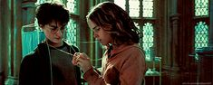 Harry and Hermione   Time Turner   No Touchy