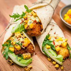 Fish tacos i tunnbröd | Matmagasinet