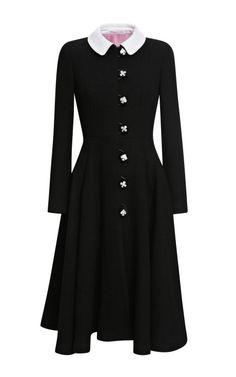 Marchinsky Coat by Olympia Le-Tan for Preorder on Moda Operandi