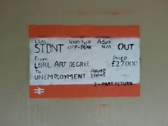 The cry for help. | 28 Glorious Examples Of Very British Graffiti
