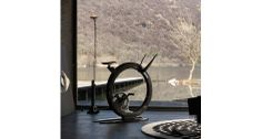 Tonino Lamborghini, vélo stationnaire de Ciclotte | Baxtton