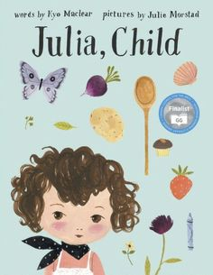 Julia and Simca are two young friends who agree that you can never use too much butter — and that it is best to be a child forever. Sharing a love of cooking...