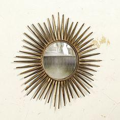 Suzanne Kasler Sunburst Mirror #4 - Ballard Designs 21 in diameter