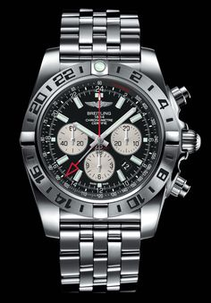 Chronomat GMT R - Breitling - Instruments for Professionals