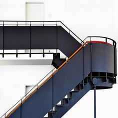 stair ~ by?