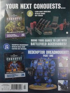 After a long wait, I finally got my delivery from Warhammer Conquest Magazine. Warhammer Conquest, Magazine Contents, Battle Games, What Is Coming, Exciting News, Helping People, Improve Yourself, Social Media, Learning