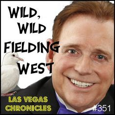 """Winner of the AMA """"Performing Fellowship"""" award, Fielding West tells stories, gives advice , and shares laughs on this podcast."""