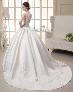 Wedding dress Monaco by Atelier Ivoire