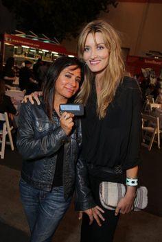 Marce and Karen, Californication :)