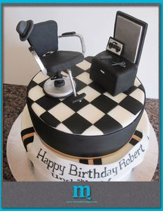 Endless Madhouse!: Amazing Cakes for Hairdressers!!!