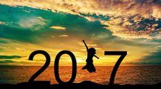 幸せな新年2017年の画像の壁紙のHD