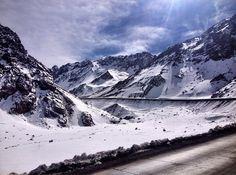 Cordillera de los Andes, Chile. 2014.