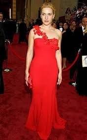 One of my Favourite Actress' knows the power of the Red Dress