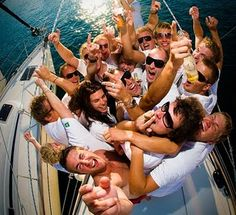 Yacht Week...bachelor party be there in May with any luck